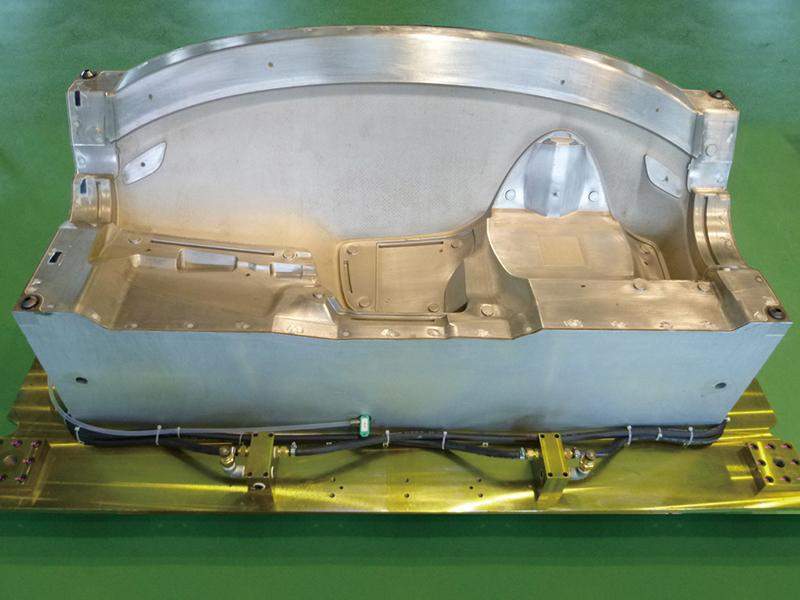 ポーラス電鋳金型