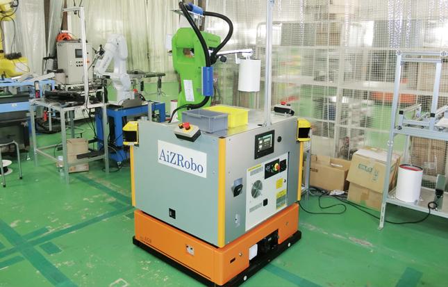 移動型協働ロボット