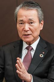 筒井 義信 氏